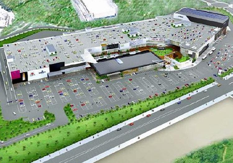 【愛媛県今治市】大型ショッピングモール今治新都市