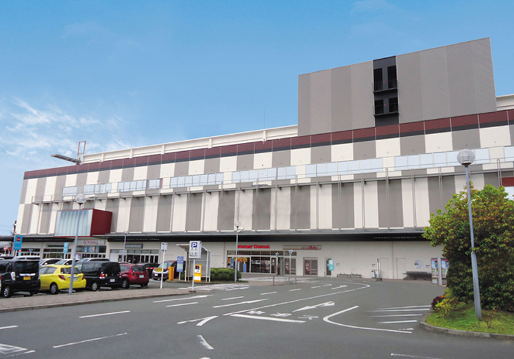 【京都府京都市】大型ショッピングモール京都五条