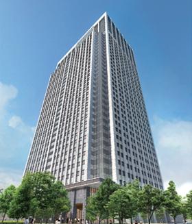 【東京都港区】神谷町 大型複合ビル ※2020年秋開業予定